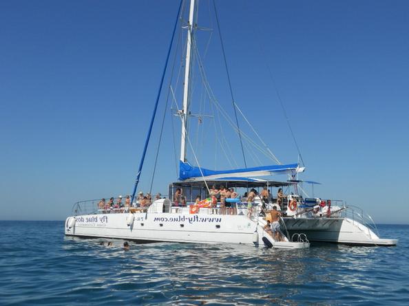 Boat excursion Marbella