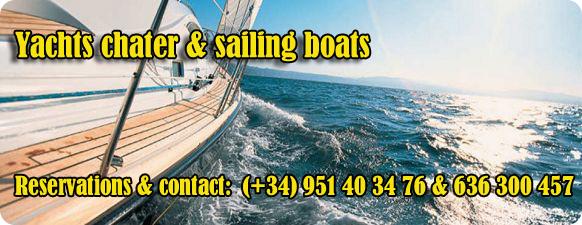 sailing ships & luxury yacths